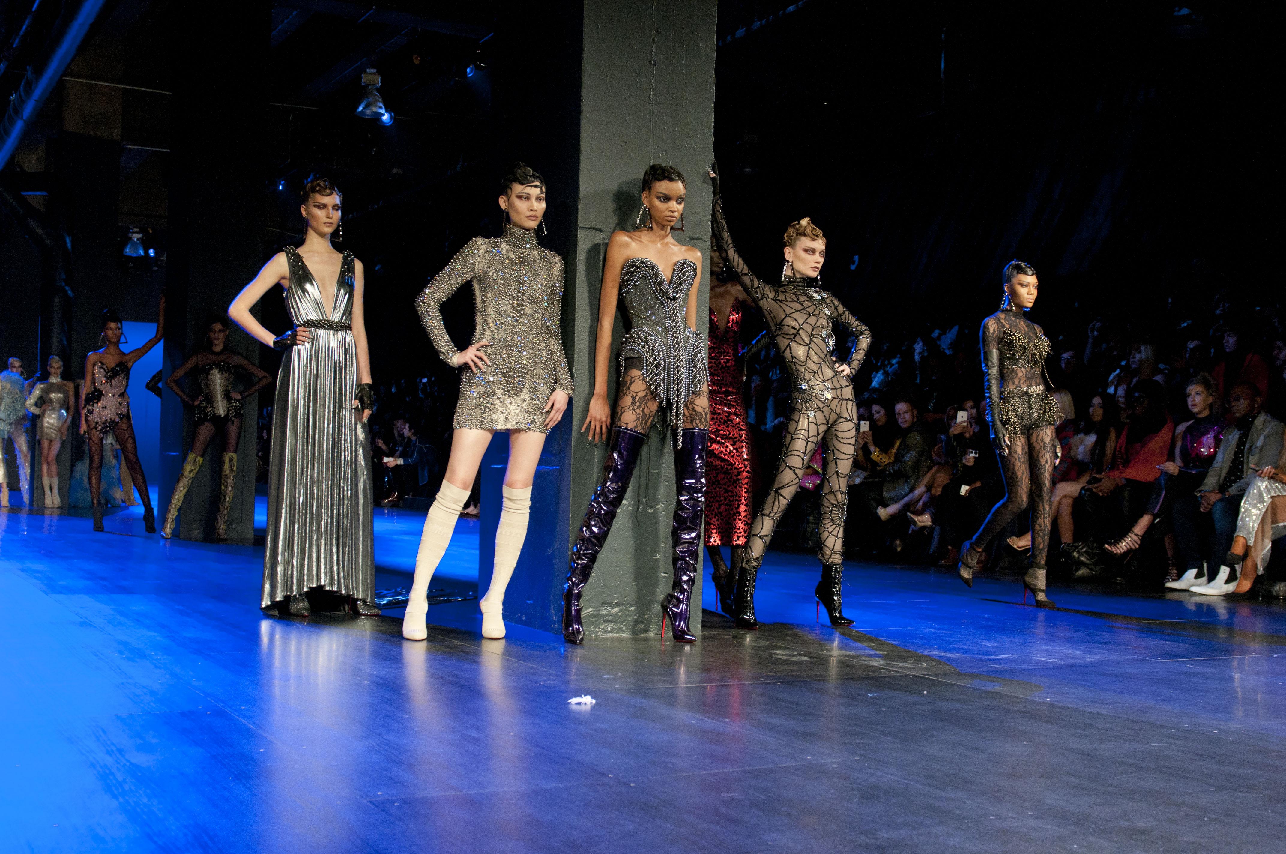 Fashion Designers Headquartered New York